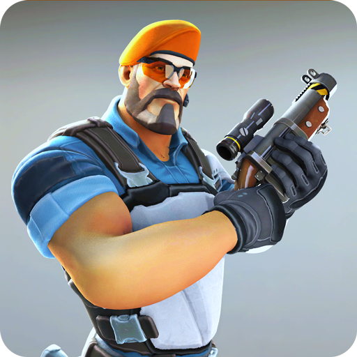 Fort Squad Nites Survival Battle Royale  (Unlimited money,Mod)  2.1 for Android