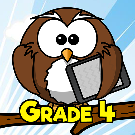 Fourth Grade Learning Games  (Unlimited money,Mod) for Android 5.0