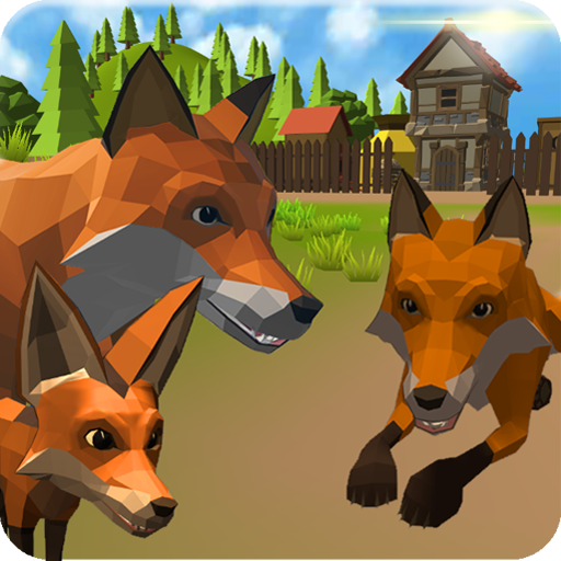Fox Family – Animal Simulator 3d Game  (Unlimited money,Mod) for Android 1.073