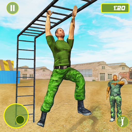 Free Army Training Game: US Commando School  (Unlimited money,Mod) for Android 1.2