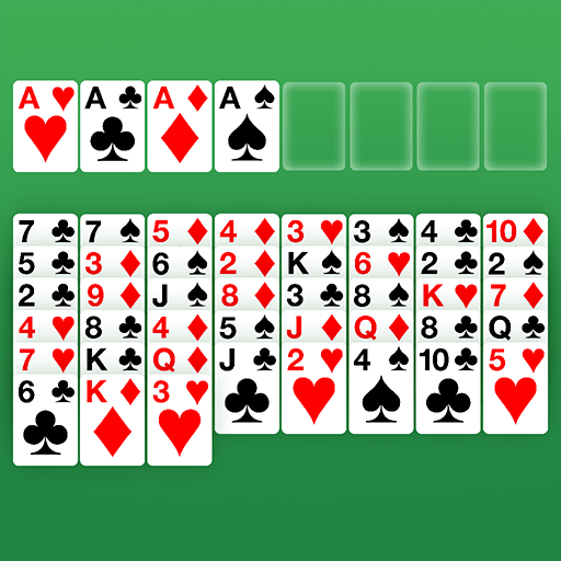 FreeCell Solitaire  (Unlimited money,Mod) for Android 7.3.0