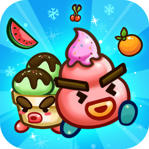 Fruit & Ice Cream – Ice cream war Maze Game  (Unlimited money,Mod) for Android 6.0