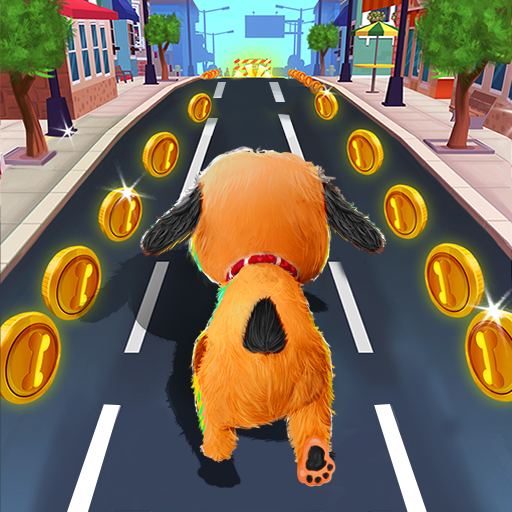 Fun Run Dog – Free Running Games 2020  (Unlimited money,Mod) for Android 2.0