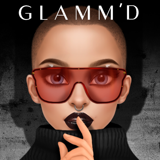 GLAMM'D – Fashion Dress Up Game  (Unlimited money,Mod) for Android 1.2.2