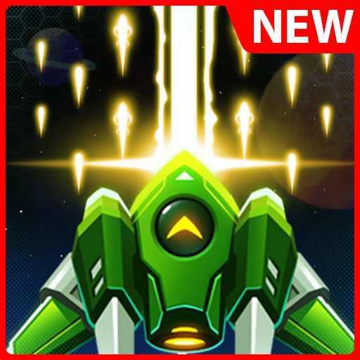 Galaxy Attack – Space Shooter 2020  (Unlimited money,Mod) for Android 1.6.47