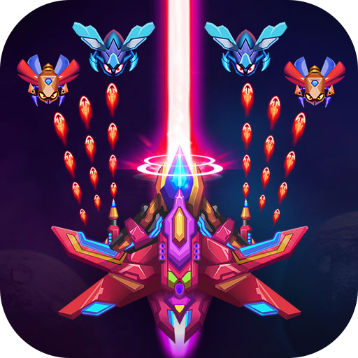 Galaxy Hunter: Space shooter  (Unlimited money,Mod) for Android 7.0.2