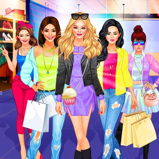 Girl Squad Fashion – BFF Fashionista Dress Up  (Unlimited money,Mod) for Android 1.4