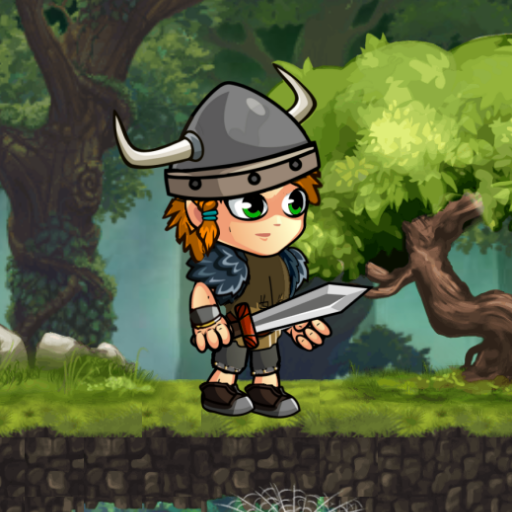 Great Vikings Adventures  (Unlimited money,Mod) for Android 1.09