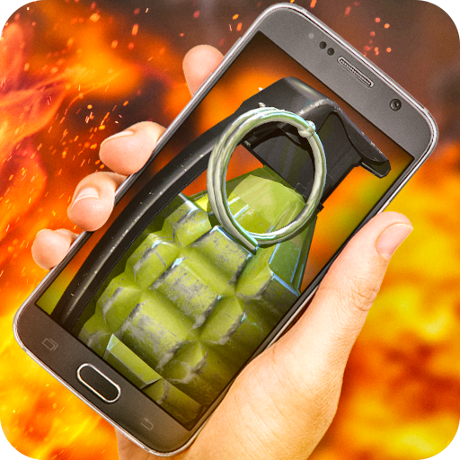 Grenade Explosion Joke  (Unlimited money,Mod) for Android 1.3.3