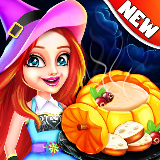 Halloween Cooking: Chef Madness Fever Games C 1.4.22 (Unlimited money,Mod) for Android