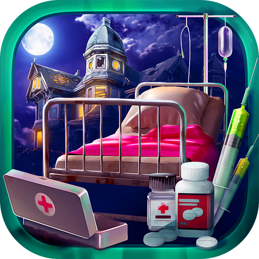 Haunted Hospital Asylum Escape Hidden Objects Game  (Unlimited money,Mod) for Android 2.8