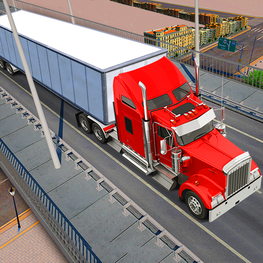 Heavy truck simulator USA  (Unlimited money,Mod) for Android 1.4.2
