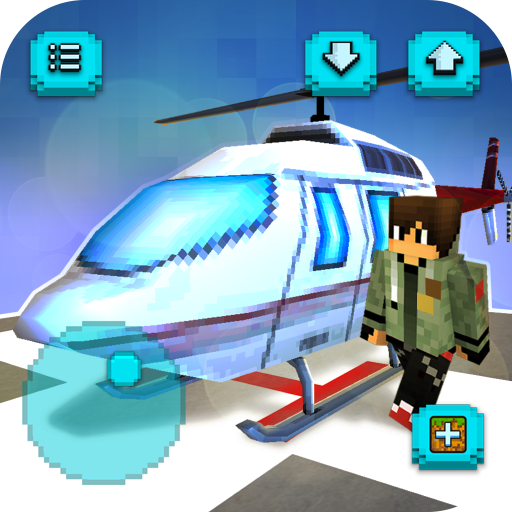 Helicopter Craft: Flying & Crafting Game 2020  (Unlimited money,Mod) for Android 8.0.0