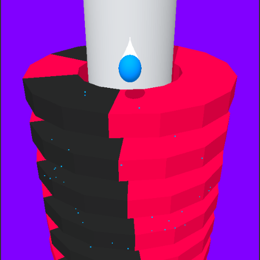 Helix Stack Drop – Ball Fall and blast  (Unlimited money,Mod) for Android 3.1