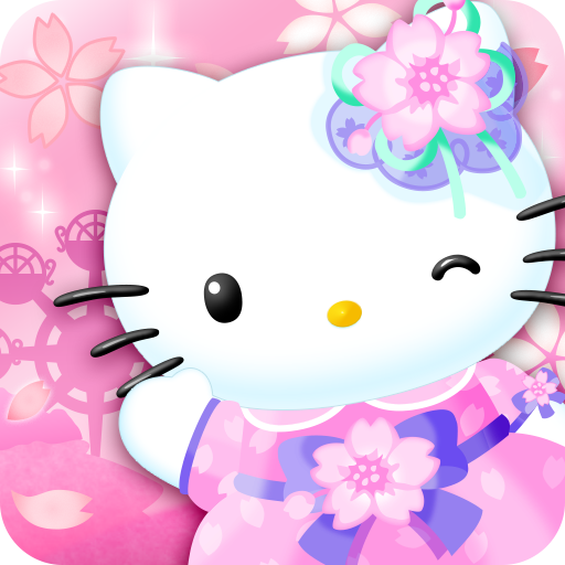 Hello Kitty World 2 Sanrio Kawaii Theme Park Game  (Unlimited money,Mod) for Android 4.0.1