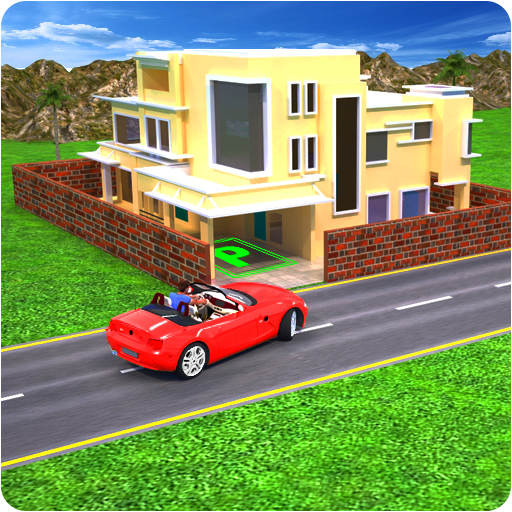 Home Car Parking Adventure: Free Parking Games  (Unlimited money,Mod) for Android 1.02
