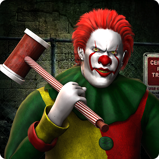 Horror Clown Survival  (Unlimited money,Mod) for Android 1.29