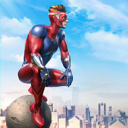 Hurricane Superhero : Wind Tornado Vegas Mafia  (Unlimited money,Mod) for Android 1.4.4