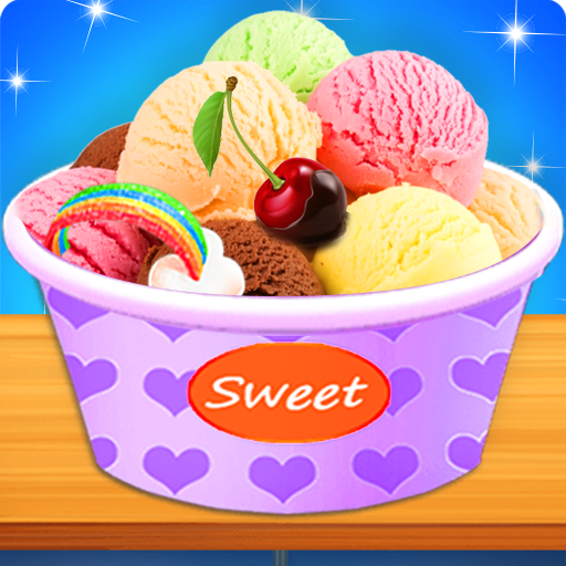Ice Cream – Frozen Desserts Rainbow Unicorn  (Unlimited money,Mod) for Android 1.2