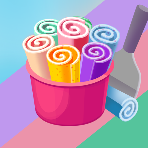 Ice Creamz Roll  (Unlimited money,Mod) for Android 1.2.7