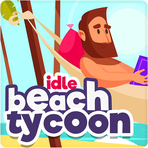 Idle Beach Tycoon : Cash Manager Simulator  (Unlimited money,Mod) for Android 1.0.15