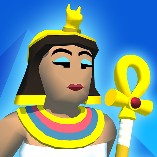 Idle Egypt Tycoon  (Unlimited money,Mod) for Android 1.7.1