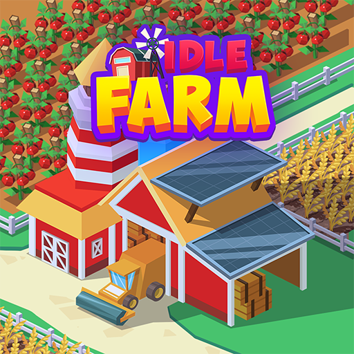Idle Farm Tycoon – Cash Empire  (Unlimited money,Mod) for Android 9.7
