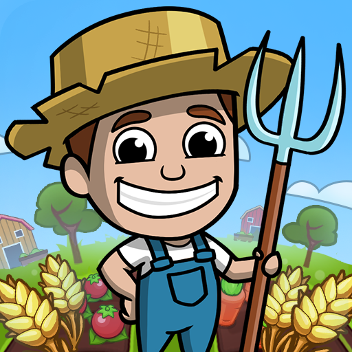 Idle Farm Tycoon – Merge Simulator  (Unlimited money,Mod) for Android 0.33