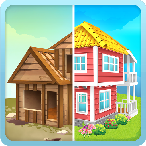 Idle Home Makeover  (Unlimited money,Mod) for Android 2.8