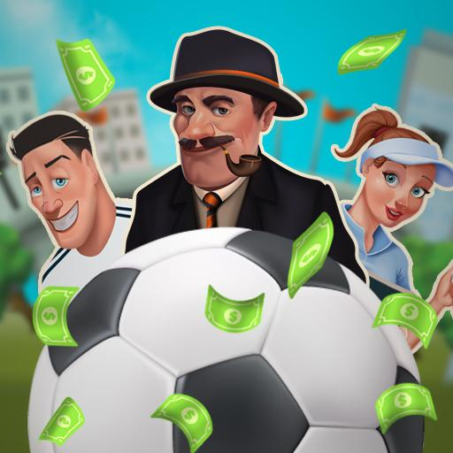 Idle Soccer Tycoon – Free Soccer Clicker Games  (Unlimited money,Mod) for Android 4.0.1
