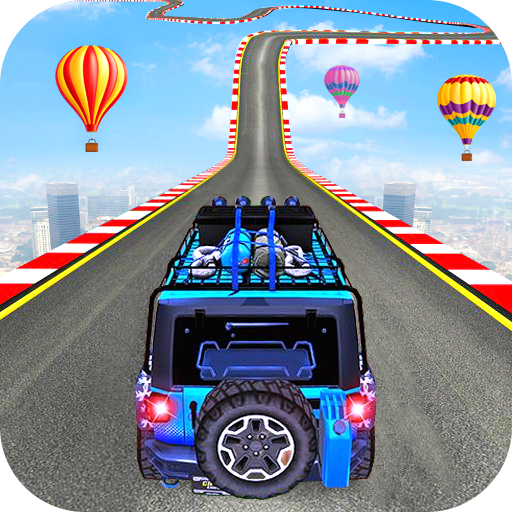 Impossible Jeep Stunt Driving: Impossible Tracks  (Unlimited money,Mod) for Android 1.2