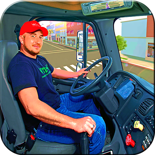 In Truck Driving: Euro new Truck 2020  (Unlimited money,Mod) for Android 1.9