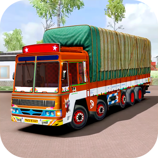 Indian Cargo Truck Simulator 3D:  Truck Driving 3D  (Unlimited money,Mod) for Android 0.2