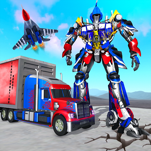 Indian Police Robot Transform Truck  (Unlimited money,Mod) for Android 1.13