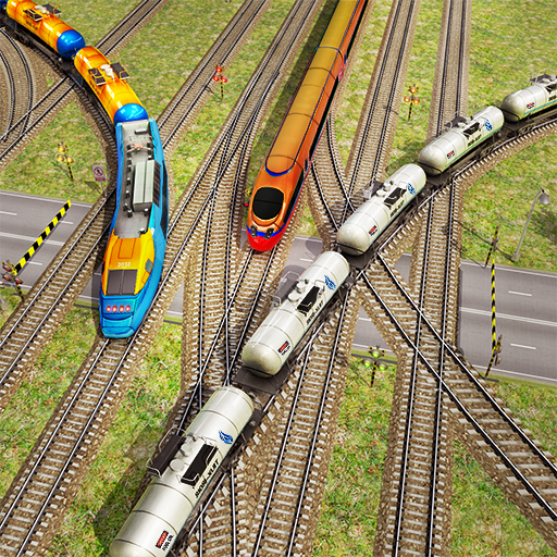 Indian Train City Pro Driving- Oil Tanker Train  (Unlimited money,Mod) for Android 6