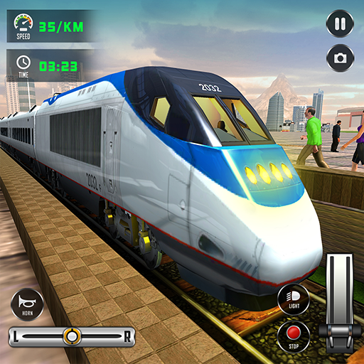 Indian Train Driving Simulator 2020  (Unlimited money,Mod) for  Android   0.1
