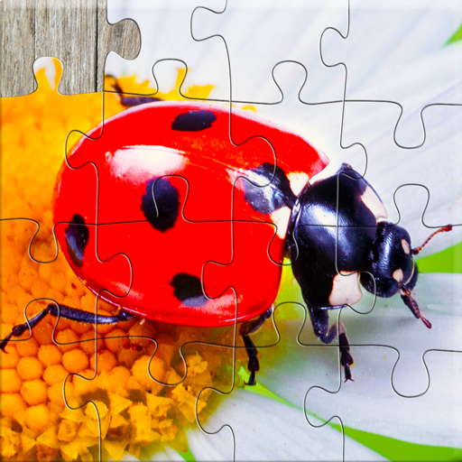 Insect Jigsaw Puzzles Game – For Kids & Adults 🐞  (Unlimited money,Mod) for Android 25.2
