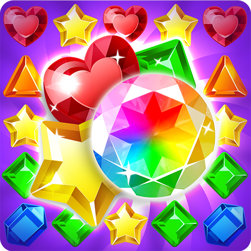Jewel Match King: Quest  (Unlimited money,Mod) for Android 20.1019.09