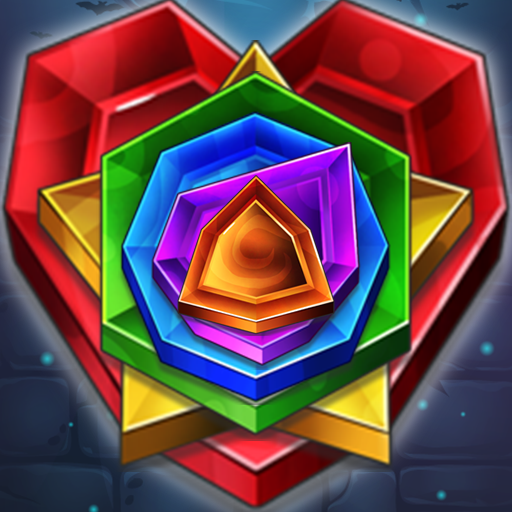 Jewel Mine Quest: Match-3 puzzle  (Unlimited money,Mod) for Android 1.0.8