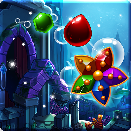 Jewel Water World  (Unlimited money,Mod) for Android 1.5.0