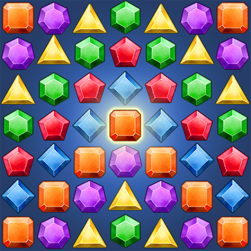 Jewelry Match Puzzle  (Unlimited money,Mod) for Android 1.2.8