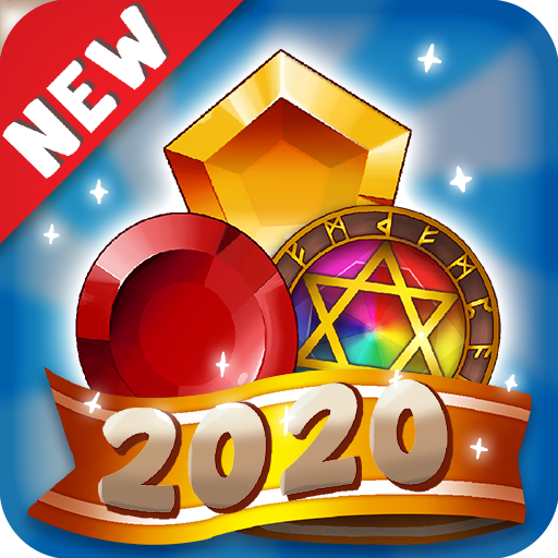 Jewels Magic Kingdom: Match-3 puzzle  (Unlimited money,Mod) for Android 1.8.20