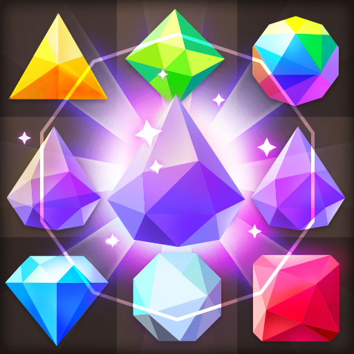 Jewels Star Story : Crystal Rain Jewels Game  (Unlimited money,Mod) for Android 1.47