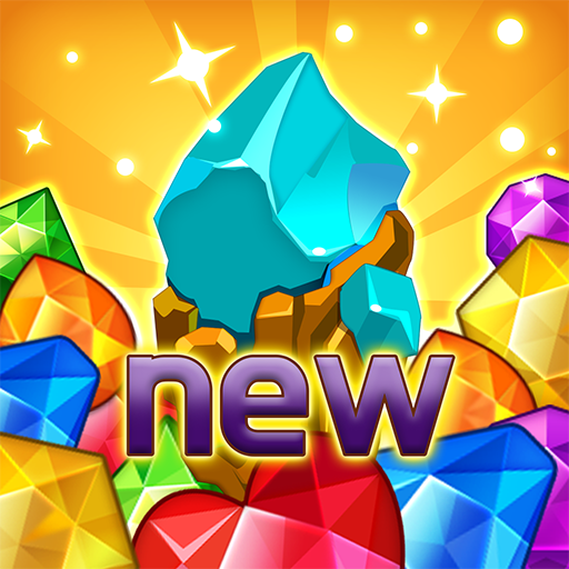 Jewels fantasy:  Easy and funny puzzle game  (Unlimited money,Mod) for Android 1.7.2