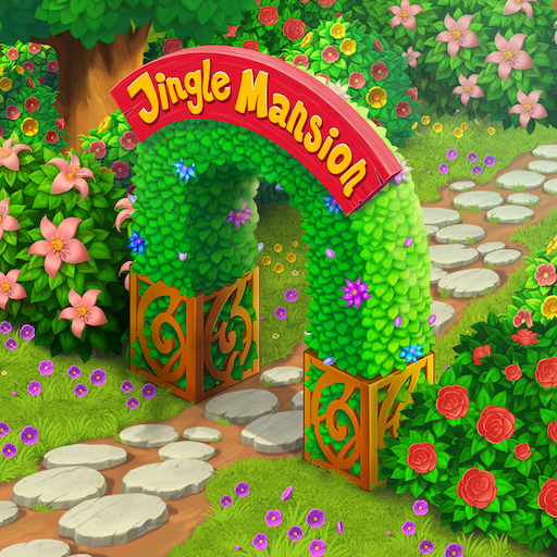 Jingle Mansion-match 3 adventure story games free  (Unlimited money,Mod) for Android 2.4.4