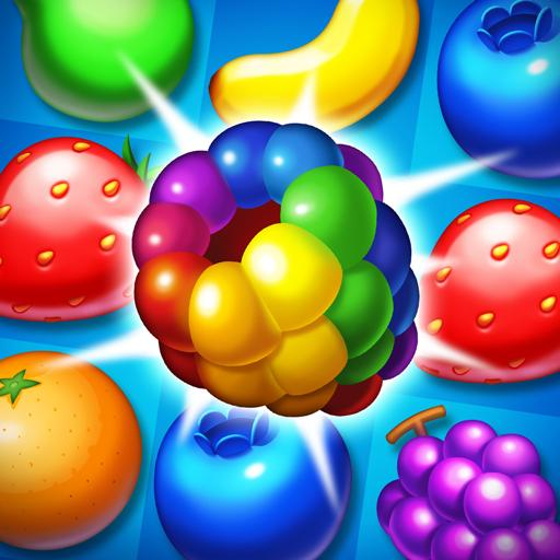 Juice Pop Mania: Free Tasty Match 3 Puzzle Games  (Unlimited money,Mod) for Android 4.2.1
