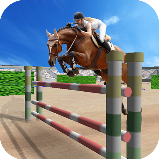 Jumping Horse Racing Simulator  (Unlimited money,Mod) for Android 2.4