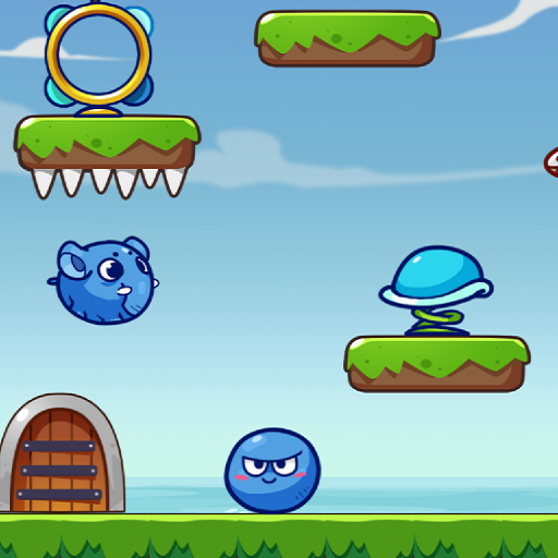 Jumpy Blob  (Unlimited money,Mod) for Android 1.171