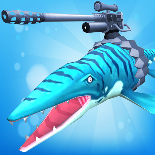 Jurassic Sea Attack  7.49 (Unlimited money,Mod) for Android