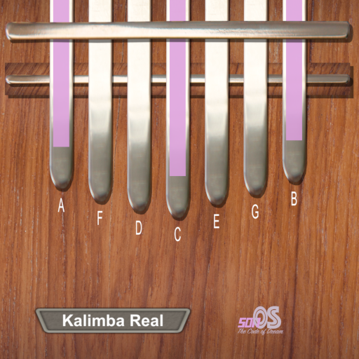 Kalimba Real  (Unlimited money,Mod) for Android 2.7